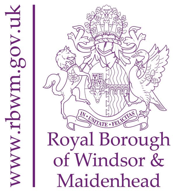 Royal Borough of Windsor and Maidenhead Council logo