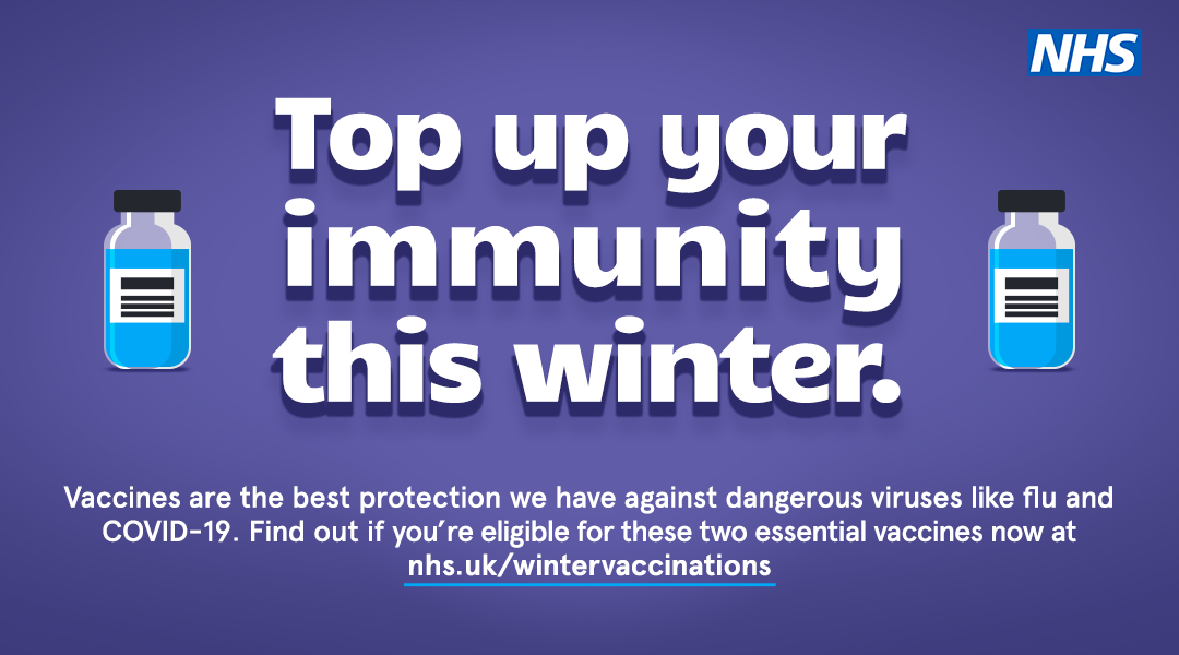 Top up your immunity this winter